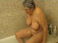 mom, granny, old, pussy, older, lady,
