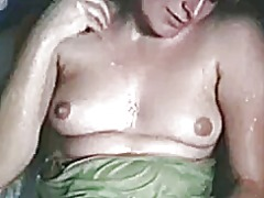 Washing and rubbing video