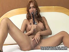 busty, ladyboy, rubbing, tranny, tgirl, jack, charming, horny, shemale, gorgeous, ejaculate, black, solo, stroke, jerking, transexual, latina, beautiful, wanking