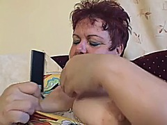 granny, bbw, anal, big boobs, big