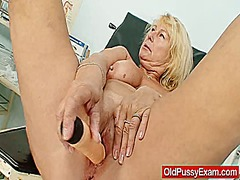 granny, amateur, mom, mature, blonde,