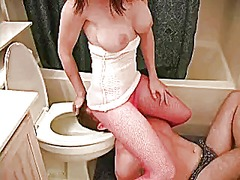 Toilet smother