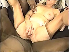 interracial, gangbang, mature,