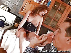 Xhamster Movie:Toe sucking and pussy licking ...