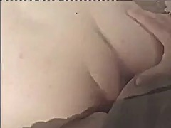 mature, bbw, creampie, close-up