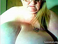 granny, big boobs, bbw, boobs, big