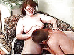 Thumb: Russian mom and boy 084
