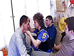 russian, boy, gang, mom, banging,