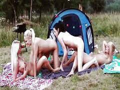 Xhamster - Small titted lesbians ...