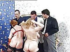 Bbw & mature orgy - mmmff preview
