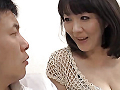 Dirty mom enjoys young... preview