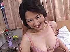 mature, japanese, creampie