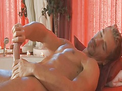 Erotic self love massage video
