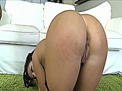 Spanish milf gets a ha... video
