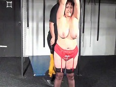 extreme, breasts, vicious, tits, whip, punishment, busty, torture