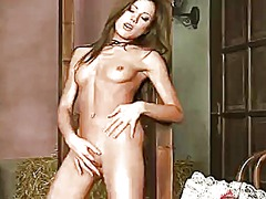 Anita pearl fucks hers... video