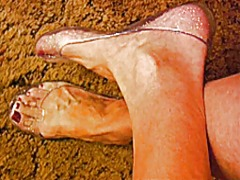 Sexy mature foot shoe ... - Xhamster