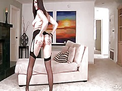 Wetplace Movie:Holly michaels with massive me...