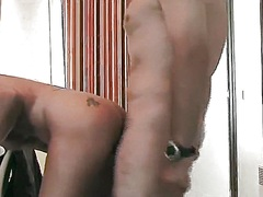 Great Massage an Tugjob from my Wife with Ejaculation