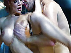 Busty mama loulou gets... from Xhamster