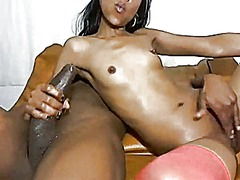 Xhamster - Small tits on latin gi...