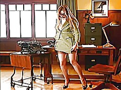 Office girl 4 video