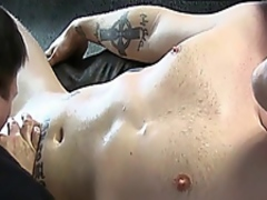 Straight amateur jock ... video