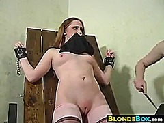 Blonde femdom abusing ... preview