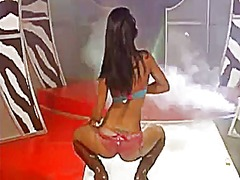 Xhamster Movie:Hottest latina dancer humping ...