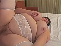 Xhamster - Hot fuck #115 (busty big butt mature ssbbw on the hotel bed)