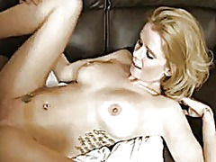 Step mum make not her son horny then rides him
