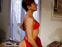 Hairy french mature ma... video
