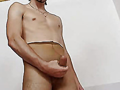 Solo twink huge hammer... video