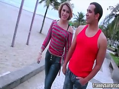 Tranny babe nathally v... video