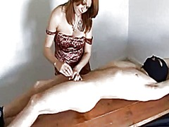 Xhamster Movie:Cfnm handjob 3