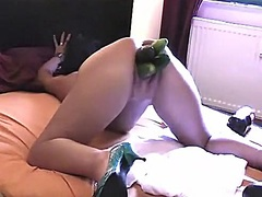Private Home Clips Movie:Muff Fisting - Bottle and Cucu...