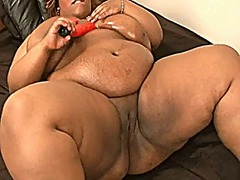 Ebony bbw with giant tits preview