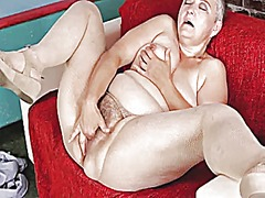Hairy mature hanika 2 video