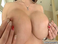 Porn around hot pussy video