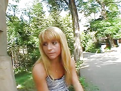 Babe needs a hard rod ... video