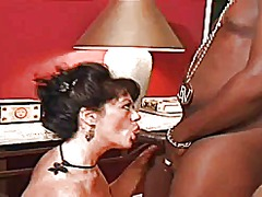 Mature woman gets a taste ... - 18:24