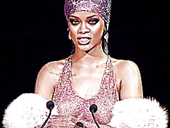 Thumb: Rihanna transparent fa...