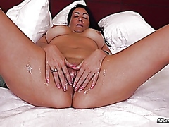 Milf half filipina and... video