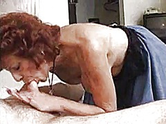 Xhamster Movie:Horny old granny invited for a...