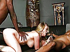 Aline gets a bbc for e...