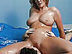 Venus milan - nasty oil wrestling