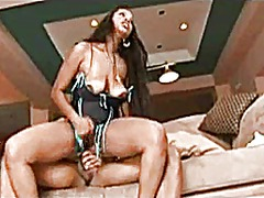 Black chick's gets her... preview