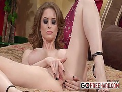 Thumb: Emily addison tweaking...