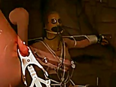 Xhamster Movie:Latex, bondage