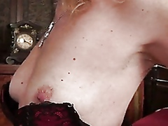 straight, masturbation, female